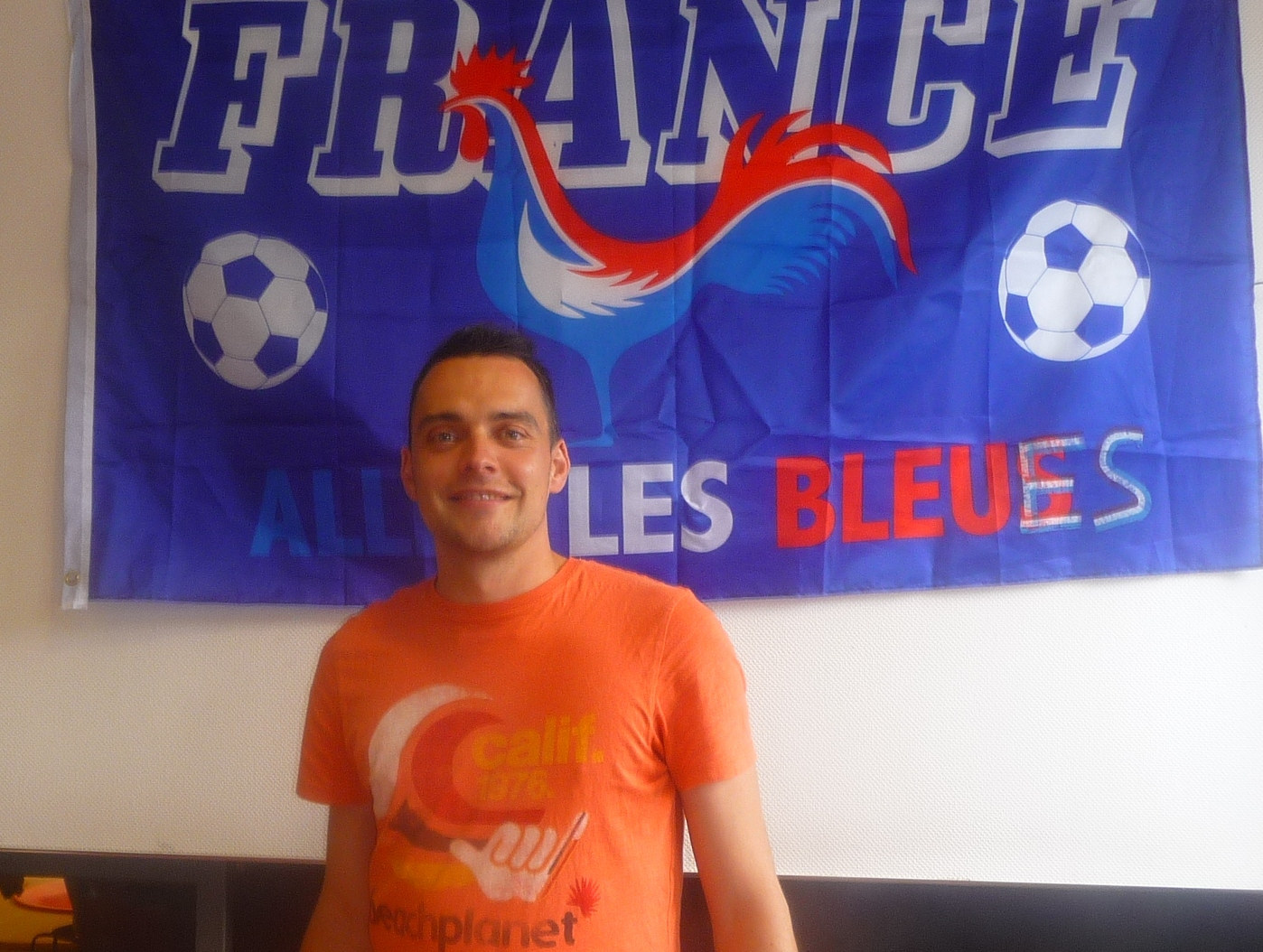 Fabrice PERU, éducateur sportif et animateur